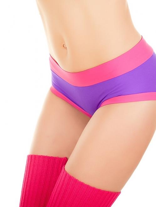 Shorts Maria Violet Raspberry – Pole Candy Wear
