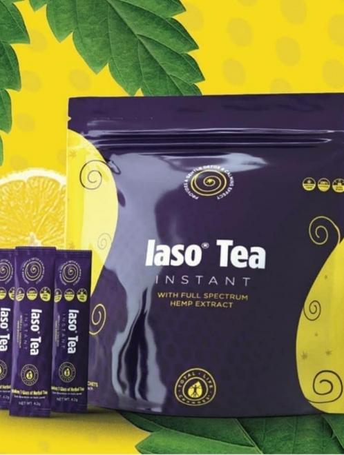 IASO Tea CBD