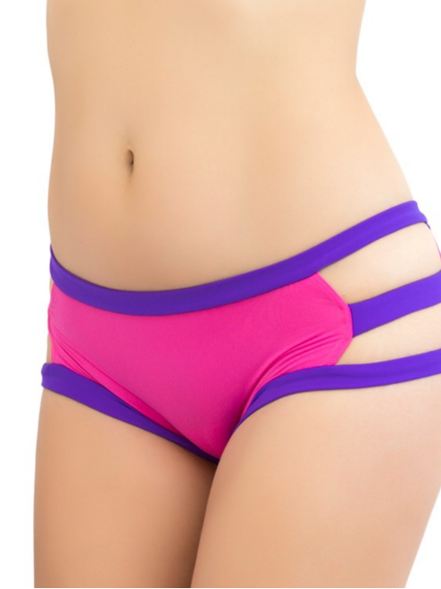 Shorts Emily Raspberry Violet – Pole Candy Wear