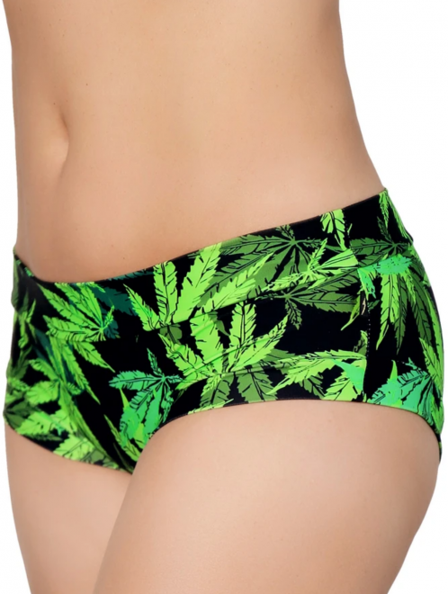 Pot Poler Hot Pants – CleoXWendyLee