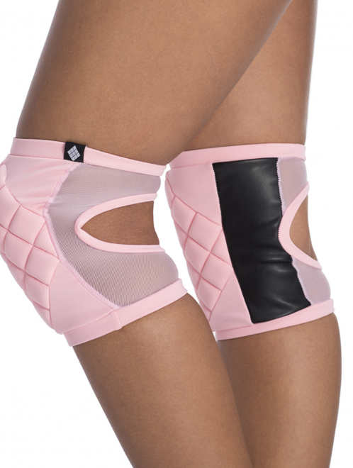 Poledancerka knee pads© BABY PINK