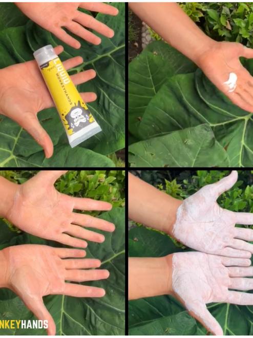 Liquid Chalk 120ml – Monkey Hands